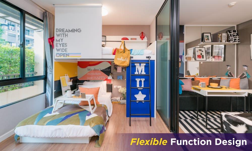 Flexible Function Design