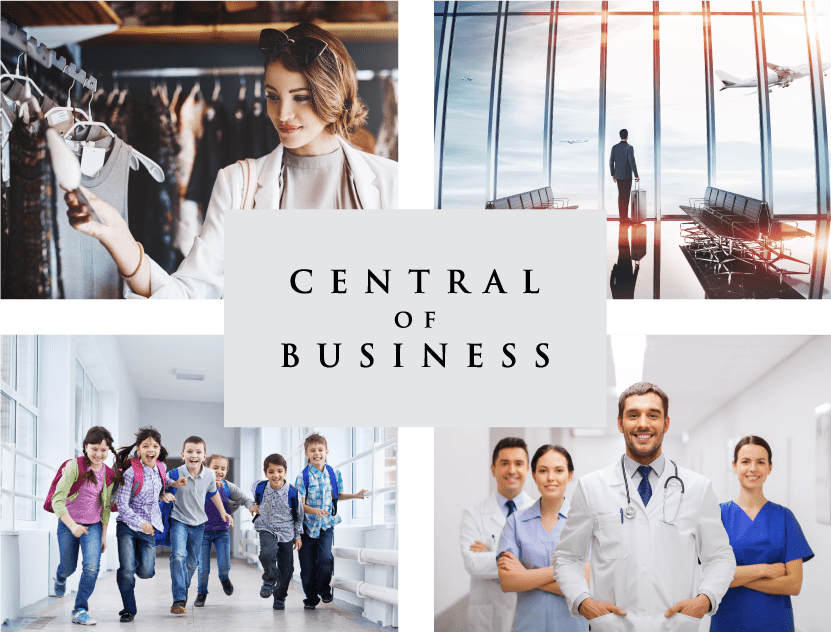 Central of Business