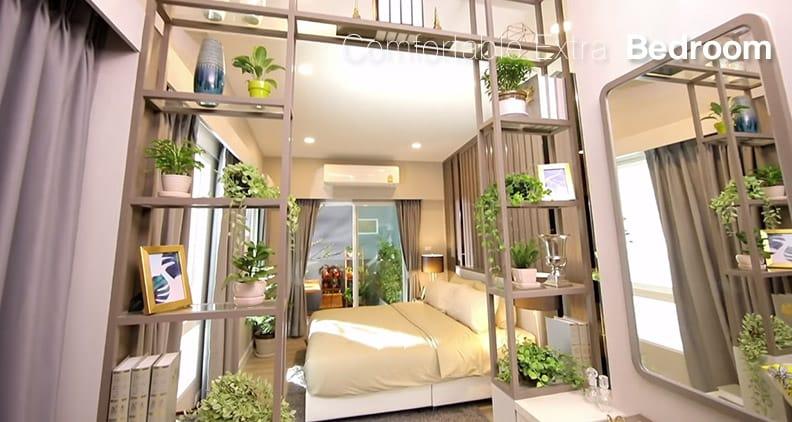 Comfortable Extra Bedroom