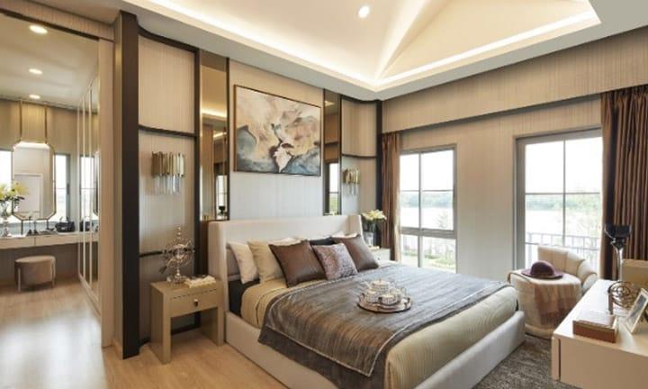 Exclusive Master Bedroom